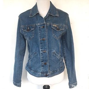 Levi's Signature Jean Jacket Size Small
